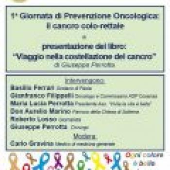 1^ Giornata di Prevenzione Oncologica -