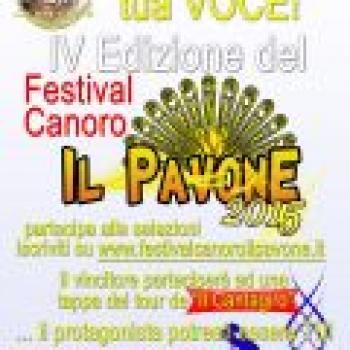Iscrizioni IV Edizione Festival Canoro